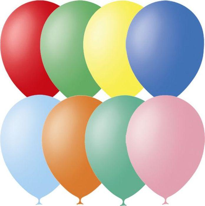 latex occidental набор воздушных шариков микс 10 шт Latex Occidental Набор воздушных шариков Пастель 50 шт