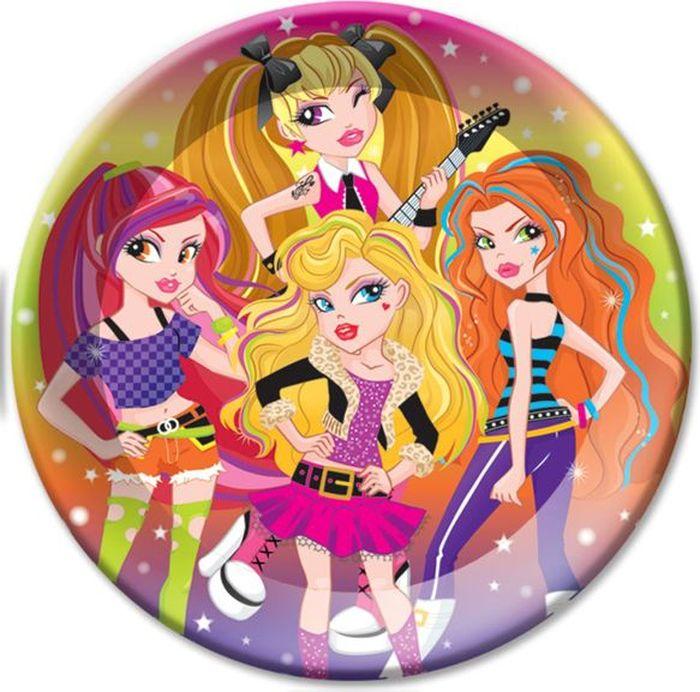 Пати Бум Тарелка Party Girls 23 см 6 шт
