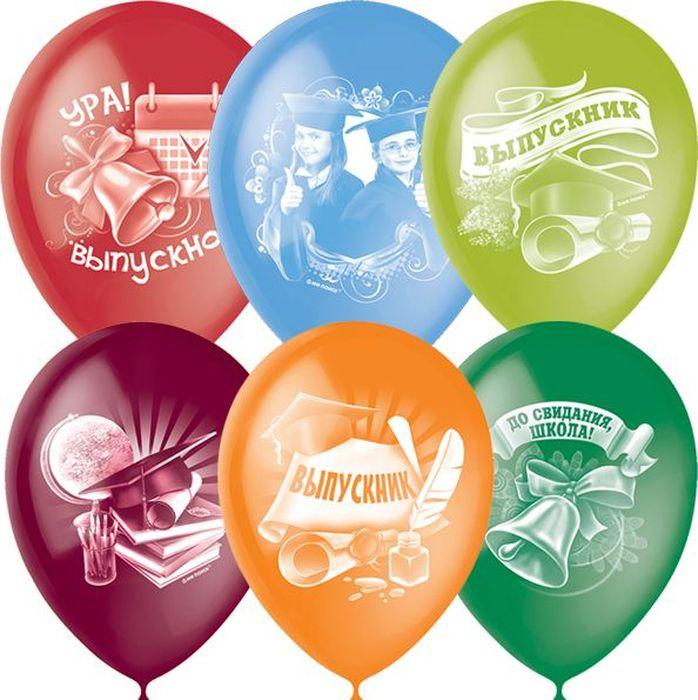 Latex Occidental Набор воздушных шариков Пастель Декоратор Выпускник 50 шт воздушные шары