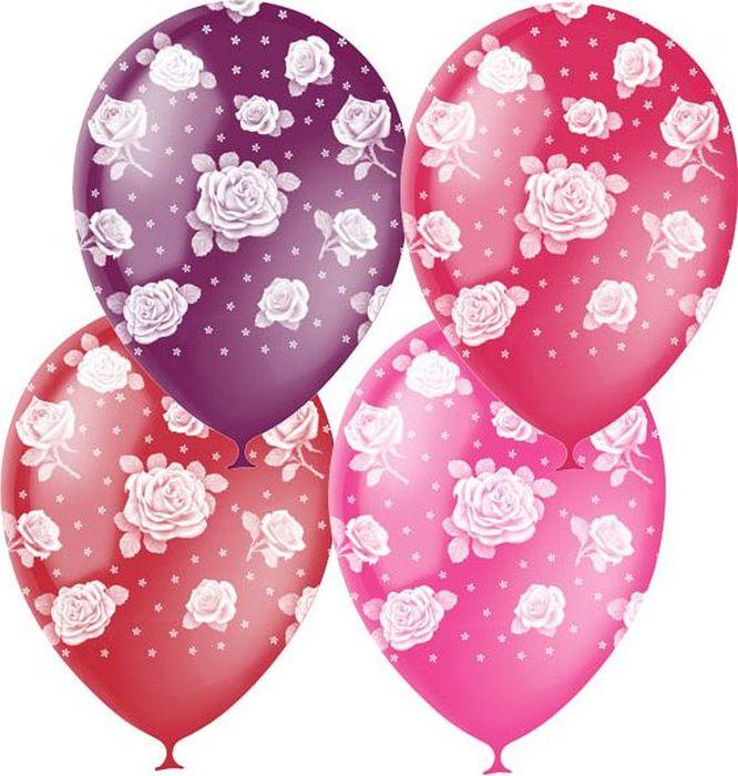 Latex Occidental Набор воздушных шариков Декоратор Розы 25 шт воздушные шары