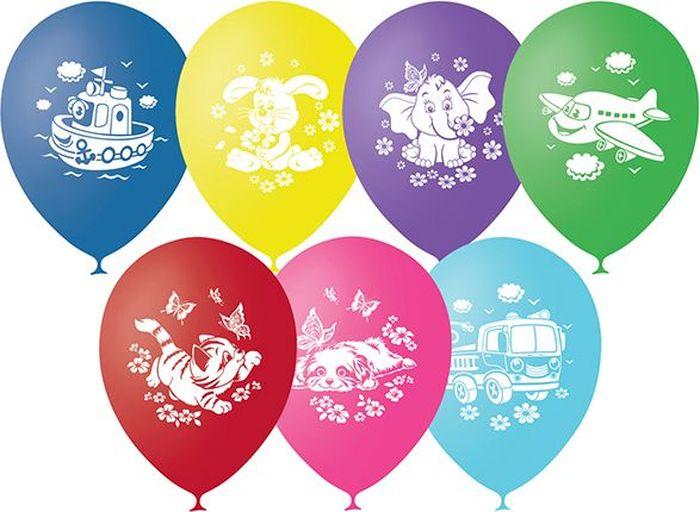 Latex Occidental Набор воздушных шариков Пастель Декоратор Детская тематика 50 шт воздушные шары
