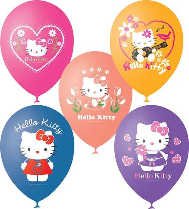 Latex Occidental Набор воздушных шариков Пастель Декоратор Hello Kitty 25 шт в казани пенопластовые шары для поделок