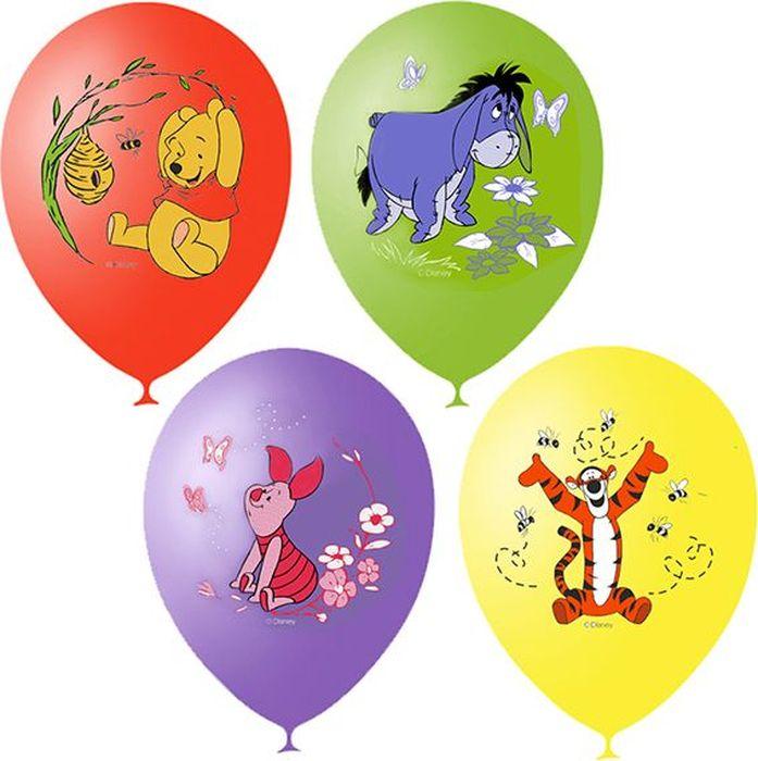 Latex Occidental Набор воздушных шариков Пастель Декоратор Дисней Винни Пух 25 шт воздушные шары