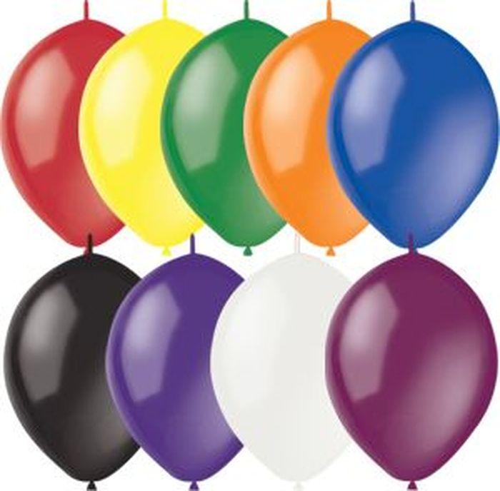 Latex Occidental Набор воздушных шариков Linking Декоратор 50 шт в казани пенопластовые шары для поделок