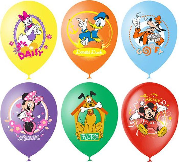 Latex Occidental Набор воздушных шариков Пастель Декоратор Дисней Герои 25 шт воздушные шары