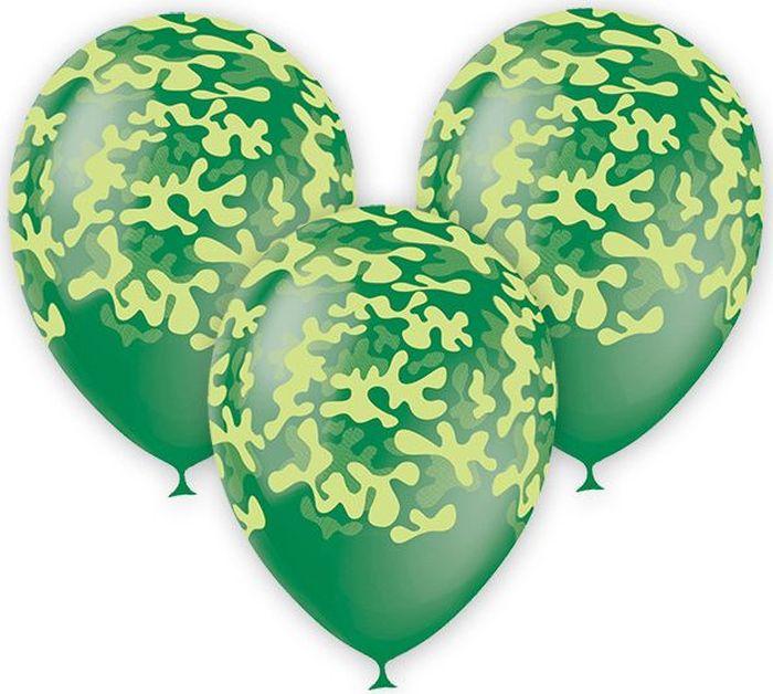 Latex Occidental Набор воздушных шариков Декоратор Милитари 25 шт женские юбки в розницу
