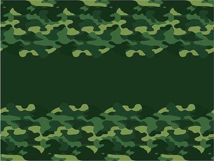 Пати Бум Скатерть Милитари 140 х 180 см