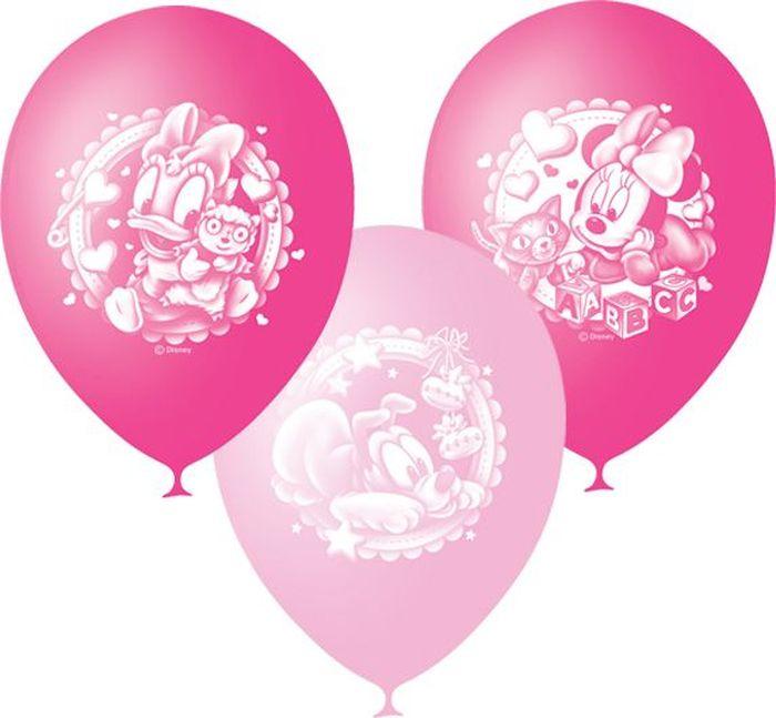 latex occidental набор воздушных шариков микс 10 шт Latex Occidental Набор воздушных шариков Пастель Декоратор Дисней Малышка 25 шт