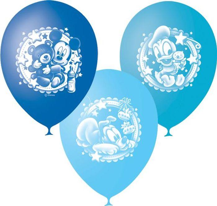 latex occidental набор воздушных шариков микс 10 шт Latex Occidental Набор воздушных шариков Пастель Декоратор Дисней Малыш 25 шт