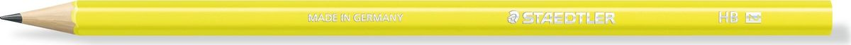 Staedtler Карандаш Wopex HB цвет корпуса желтый180HB-F1Чернографитовый карандаш в ярком корпусе изготовлен из уникального природного материала Wopex (70% древесины+ 30% пластиковый композит). Однородный материал WOPEX обеспечивает исключительно гладкую и ровную заточку .. Степень твердости - HB.