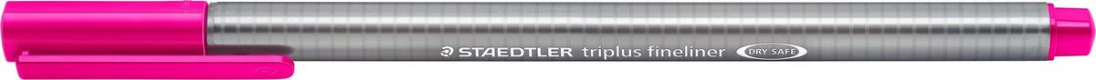 Staedtler Ручка капиллярная Triplus 334 0,3 мм цвет чернил малиновый 7805 2rsv 7805 angular contact ball bearing 25x37x7 mm for fsa mega exo raceface shimano token bb70 raceface bottom brackets page 5