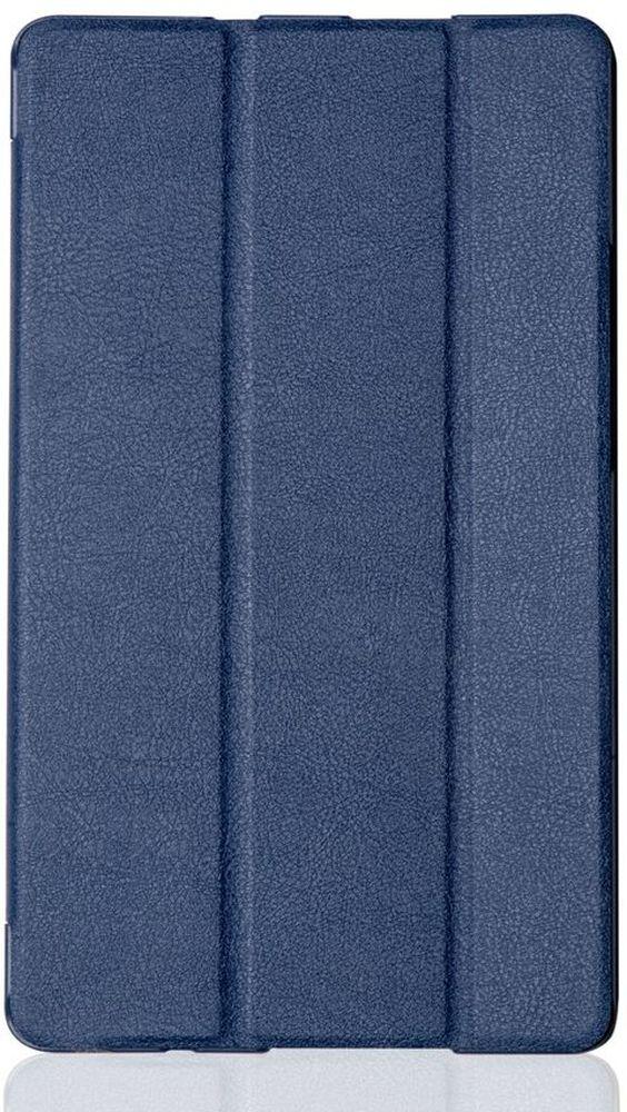 Cross Case EL чехол для Huawei MediaPad M3 8.4, BlueEL-4011 blueЧехол Cross Case EL для планшета Huawei MediaPad M3 8.4 предназначен для защиты устройства от механических повреждений в процессе переноски и эксплуатации. Чехол идеально повторяет контуры планшета и имеет все необходимые вырезы под разъемы, камеры и динамики. Толщина пластика чехла подобрана так, чтобы чехол был максимально легким и в то же время прочным. Конструкция чехла допускает два вида настольной установки.