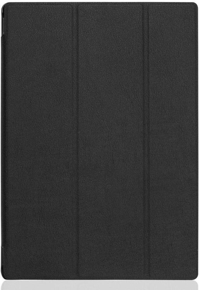 Cross Case EL чехол для Lenovo Tab 3 (X30L/X70L) 10.0, BlackEL-4020 blackЧехол для планшета Lenovo Tab 3 (X30L/X70L) 10.0 предназначен для защиты устройства от механических повреждений в процессе переноски и эксплуатации. Чехол идеально повторяет контуры планшета и имеет все необходимые вырезы под разъемы, камеры и динамики. Толщина пластика чехла подобрана так, чтобы чехол был максимально легким и в то же время прочным. Конструкция чехла допускает два вида настольной установки.