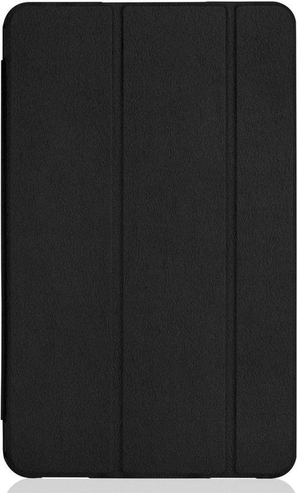 Cross Case EL чехол для Samsung Galaxy Tab A 10.1 (T585), BlackEL-4022 blackЧехол для планшета Samsung GALAXY Tab A (T585) 10.1 предназначен для защиты устройства от механических повреждений в процессе переноски и эксплуатации. Чехол идеально повторяет контуры планшета и имеет все необходимые вырезы под разъемы, камеры и динамики. Толщина пластика чехла подобрана так, чтобы чехол был максимально легким и в то же время прочным. Конструкция чехла допускает два вида настольной установки.