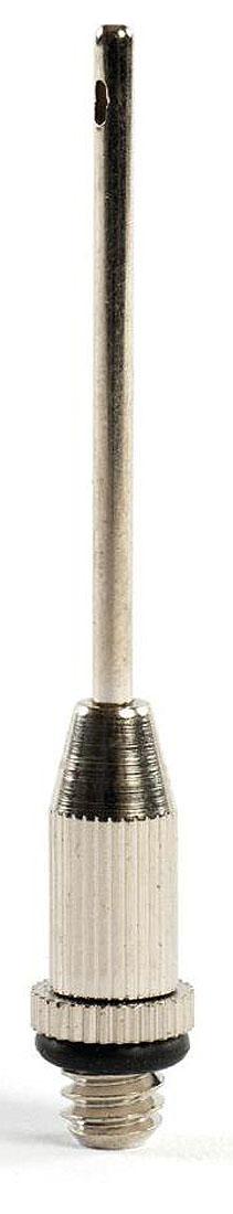 Игла для насоса Mitre, цвет: серый металликА3013AA0Стандартная игла для насоса Mitre, изготовленная из качественного металла, поможет вам накачать любые предметы.