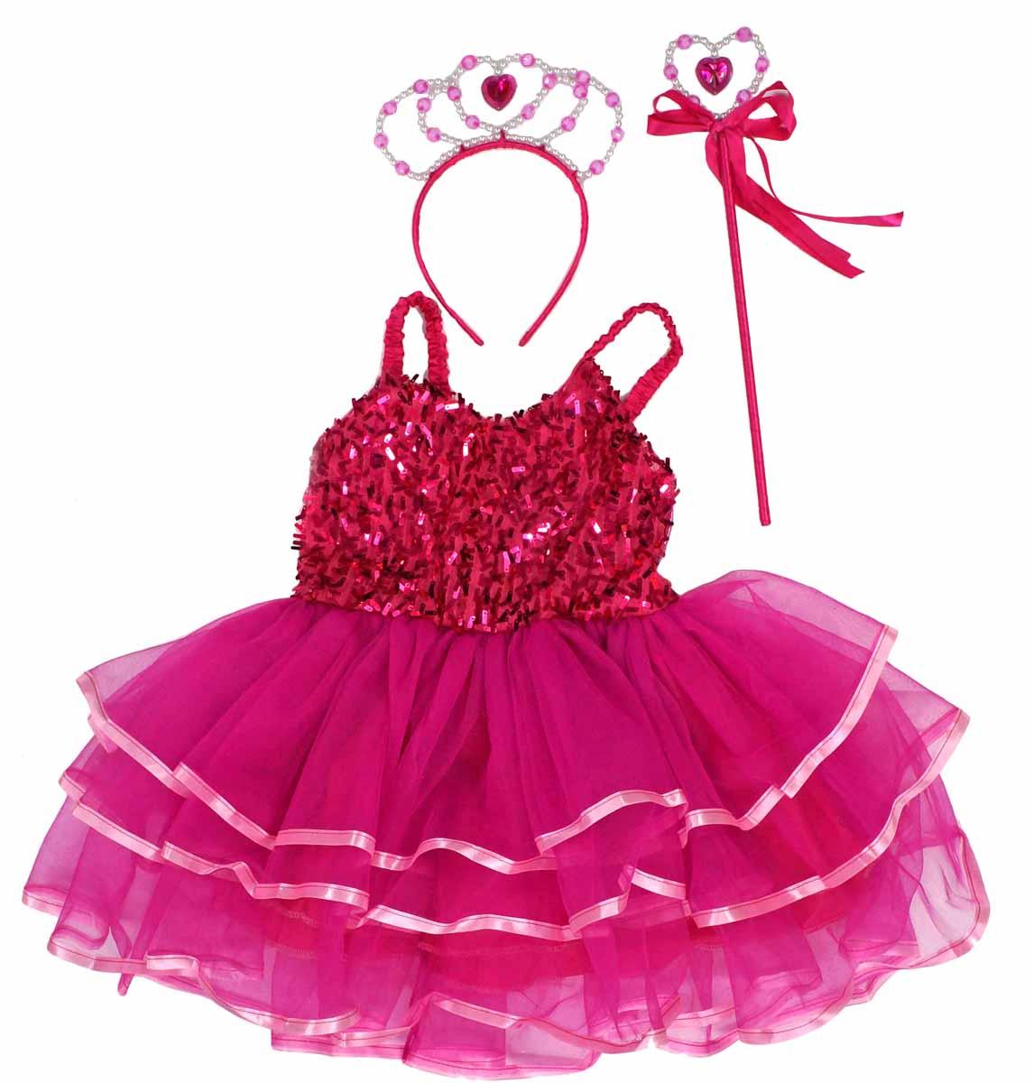 Новогодняя сказка Карнавальный костюм для девочки Дюймовочка цвет розовый incity карнавальный костюм единорог
