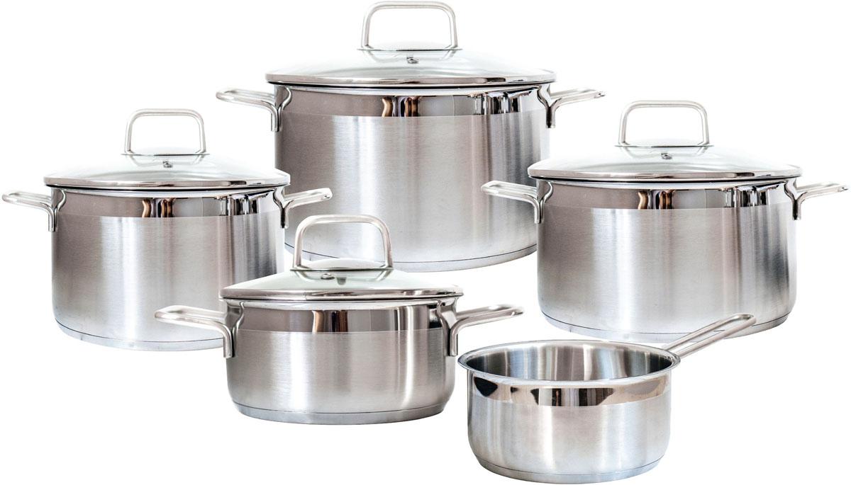 Набор посуды  Swiss Diamond , 9 предметов. SD PS SET L5 - Посуда для приготовления