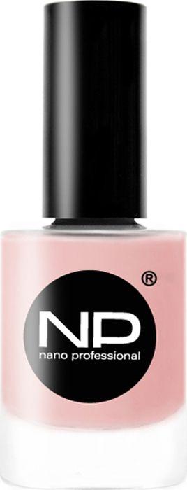 Nano Professional Лак для ногтей, P-301 розовая нежность, 15 мл000824Идеальный розово-бежевый. Пройти мимо этого оттенка просто нереально! А оторвать от него взгляд будет непросто.