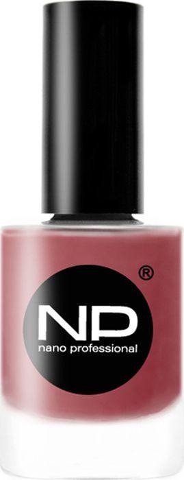 Nano Professional Лак для ногтей, P-304 короткий разговор, 15 мл000829За окном зябко, сыро, пасмурно, Хочется уюта, тепла и солнышка. Согреваемся с помощью маникюра! Глубокий насыщенный коричнево-бордовый.