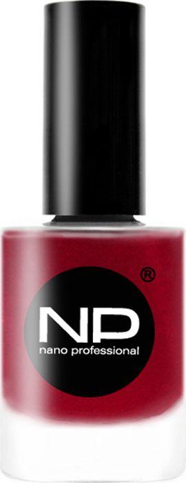 Nano Professional Лак для ногтей, P-106 любовники, 15 мл001170Красивый темно-красный оттенок спелой вишни отлично подчеркнет женскую изысканность и тонкий вкус в моде. Может стать отличным дополнением как к вечернему наряду, так и к повседневному деловому костюму.Как ухаживать за ногтями: советы эксперта. Статья OZON Гид