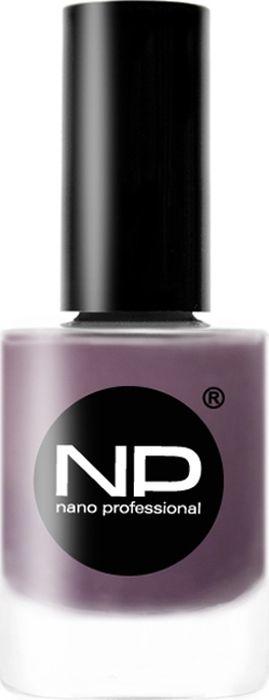 Nano Professional Лак для ногтей, P-506 обратная перспектива, 15 мл001727Возможностей выразить свой образ с помощью оттенка спелого баклажана у Вас будет гораздо больше.