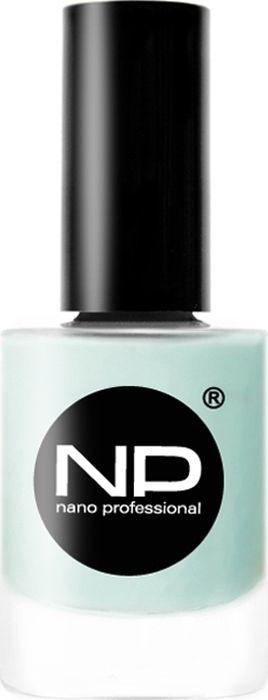 Nano Professional Лак для ногтей, P-1102 без сомнения, 15 мл001734Мятно-морозный оттенок - это цвет мечтаний и грез, цвет мира и согласия. Этот цвет уместен на вечеринке, балу, на свадьбе, на дне Рождения. Он прекрасно подходит очень юным красавицам.