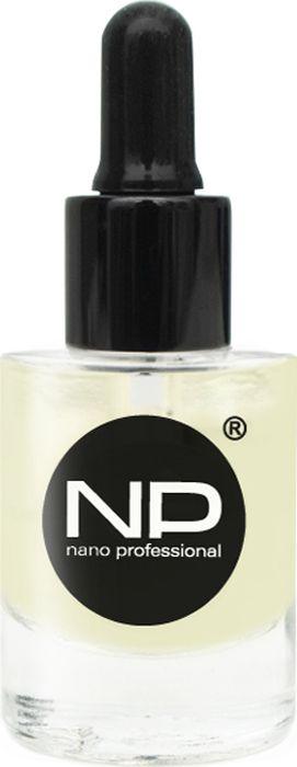 Nano Professional Масло для кутикулы Vitamin, 15 мл лаки для ногтей nano professional лак для ногтей p 308 влюбленный месяц 15 мл