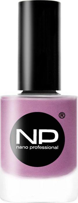 Nano Professional Лак для ногтей, P-408 венецианское стекло, 15 мл001809Цветет лаванда в пору летнюю и, как оптический обман, голубовато-фиолетовый над полем стелется туман. Потрясающий оттенок, который обязательно должен стать частью Вашего личного набора.