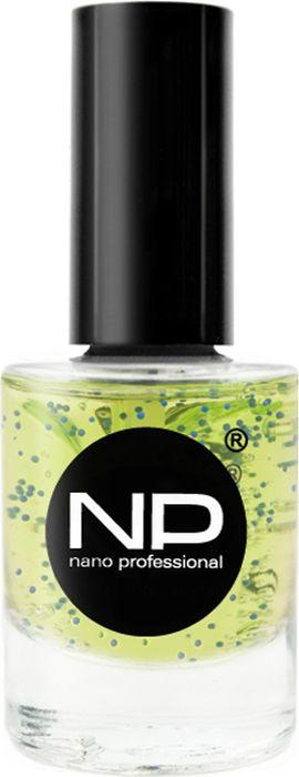 Nano Professional Активный гель для питания и роста ногтей Spa Cocktail, 15 мл002017Запах свежий травянойРезультатдлинные и крепкие ногтиухоженная кутикуластимуляция регенерации В создании геля были задействованы передовые разработки это микрокапсулы, которые эффективно доставляют в ногти 11 активных веществ, витамины А, С, Е, пантенол, аминоаксиды, экстракты баобаба, акации, крапивы и водорослей. Отлично впитывается в ногтевую пластину и кутикулу, питает и активирует рост ногтей. Борется с четырьмя основными проблемами: тонкие, слабые, слоящиеся и плохо растущие ногти.Как ухаживать за ногтями: советы эксперта. Статья OZON Гид