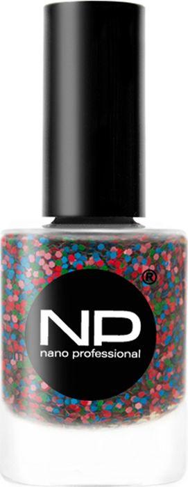 Nano Professional Лак для ногтей, P-1208 скорость, 15 мл002133Этот лак-эффект на прозрачной основе включает в себя разноцветные многоугольники, словно конфетти, различных цветов, размеров и видов: зелёные, синие, красные и розовые. Этот эффект добавит изюминку даже самому незамысловатому образу. А светлые лаки, в сочетании с этим покрытием, будут выглядеть более насыщенными, яркими и запоминающимися. Этот лак можно использовать, как топ покрытие для создания френч-маникюра.Как ухаживать за ногтями: советы эксперта. Статья OZON Гид