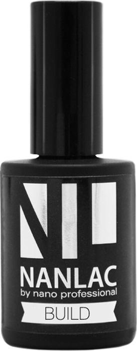 Nano Professional Гель-лак базовый Nanlac Build, 15 мл003097Густое каучуковое базовое покрытие. Благодаря своей консистенции идеально выравнивает дефекты натуральной ногтевой пластины и создает крепкий фундамент, повышая тем самым носкость маникюра. Специально разработанная укороченная кисть способствует легкому нанесению материала. Прекрасно подходит для тонких и слабых ногтей. Важно: в процессе использования продукт может становится жиже исходного состояния. Для обеспечения однородности массы рекомендуется тщательно взбалтывать флакон перед каждым использованием. Нарушение консистенции не влияет на свойства продукта. Время полимеризации в NanoLamp3: 30 сек.Задача: выравнивание, укрепление UV/CCFL/LED.Как ухаживать за ногтями: советы эксперта. Статья OZON Гид