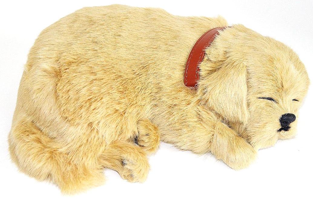 Vebtoу Интерактивная игрушка Ретривер на коврике с имитацией дыхания купить щенка золотистый ретривер в симферополе