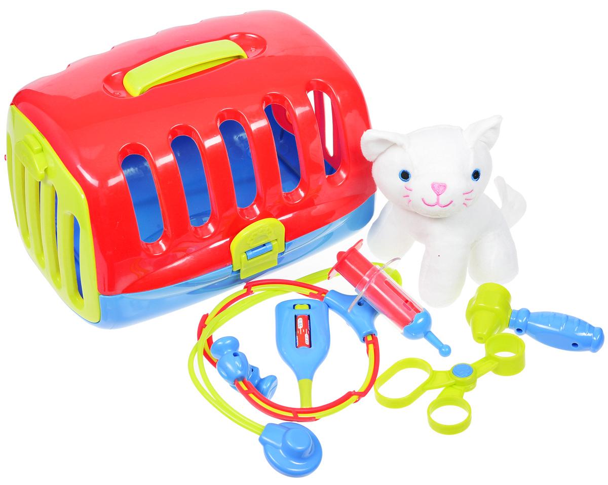 HTI Игровой набор Переноска для животных hti игровой набор для смузи smart