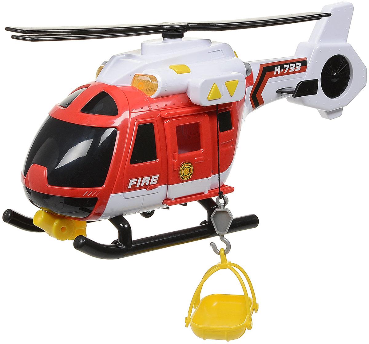 HTI Пожарный вертолет Roadsterz hti мусоровоз roadsterz