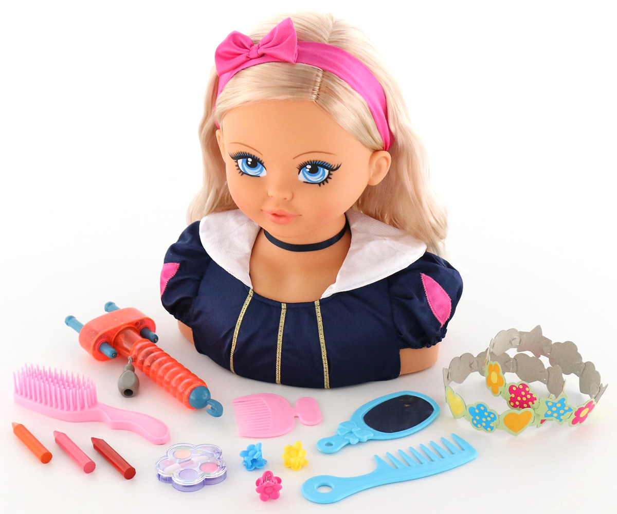 Falca Набор для создания причесок Юный стилист - Игрушки для малышей