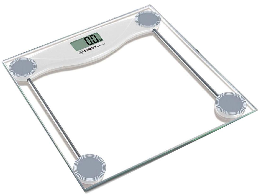 First FA-8013-3-GR, Gray Metallic напольные весы какой фирмы напольные весы лучше купить