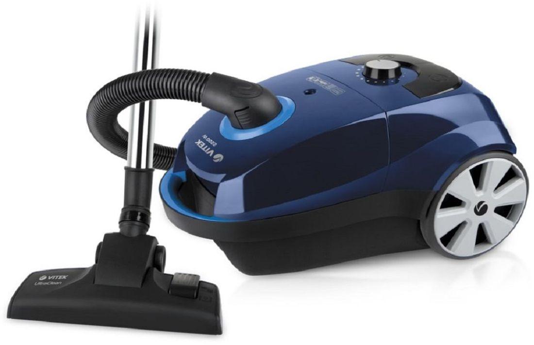 Vitek VT-8124(B), Blue ручной пылесосVT-8124(B)Vitek VT-8124(B) - пылесос, который отлично справится с поддержанием чистоты в жилом помещении. Данная модель имеет прекрасную мощность всасывания и очень проста в эксплуатации. Пылесос оснащен съемным пылесборником, который при необходимости можно достать и очистить. Силу всасывания можно регулировать, шнур сматывается после отключения прибора и нажатия на кнопку.В Vitek VT-8124(В) предусмотрен фильтр, который задерживает частицы загрязнений любого размера, нередко приводящие к развитию заболеваний. Для такого пылесоса не составит труда очистить от загрязнений ковер или мягкую мебель.