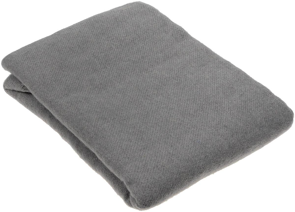 Плед Руно Ямайка, цвет: серый, 140 х 200 см. 1-691-140 (01) плед rimini 140 х 200 см 1 721 140 04