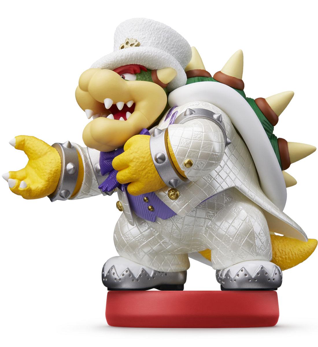 Amiibo Super Mario Фигурка Боузер