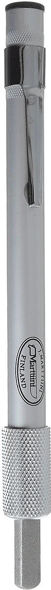Точило Marttiini, с алмазным напылением, длина 20 см. 15151121515112Точило Marttiini - это компактное точило(карандаш) для заточки лезвий из хромированной нержавеющей стали. Точило имеет алмазное напыление.При заточке изделий приспособлением с алмазным напылением нельзя смазывать поверхность маслом для хонингования (заточки) и промывать их от стружки водой. Используйте для протирки безворсовую тряпку. Точило должен быть абсолютно сухим перед следующим использованием. Очищайте точило после каждого применения.Общая длина: 20 см.Длина рабочей части: 7,5 см.