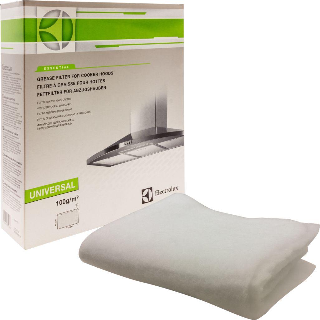 Electrolux E3CGA101 микрофильтр для кухонной вытяжкиE3CGA101Electrolux E3CGA101 микрофильтр универсальный для кухонной вытяжки.Улавливает жировые испарения при работе вытяжки.