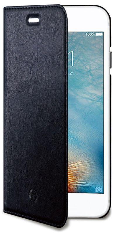 Celly Air Case чехол для Samsung Galaxy S8+ AIR691BKCP, BlackAIR691BKCPЧехол-книжка Celly Air Case для Samsung Galaxy S8+ выполнен из высококачественных материалов и практически не увеличивает размер устройства. А благодаря его удобной конструкции все функциональные кнопки и разъемы остаются свободными. Чехол надежно защитит ваш аппарат от царапин и сколов, механических повреждений, а также позволит хранить кредитные карты или визитки в специально отведенном кармашке. Крышка может использоваться как подставка под устройство для удобного просмотра видео.