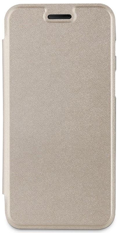 Muvit Bling Folio Case чехол для Samsung Galaxy A5 (2017), Gold аксессуар чехол iphone 6 plus muvit smooth slim folio case white musli0564
