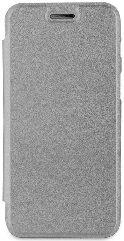 Muvit Bling Folio Case чехол для Samsung Galaxy A7 (2017), GrayMLFLC0017Чехол-книжка Muvit Bling Folio надежно защитит ваш смартфон от ударов, царапин, падений и загрязнения, оставляя при этом все разъемы и элементы управления в открытом доступе. Чехол выполнен из высококачественной искусственной кожи, поэтому он прослужит в течение длительного времени, сохраняя презентабельный внешний вид.