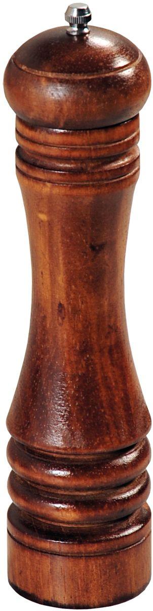 Мельница для специй Kesper, высота 26,5 см1362-2Измельчитель для перца Kesper, изготовленный из высококачественной древесины, легок в использовании. Стоит только покрутить верхнюю часть изделия, и вы с легкостью сможете поперчить по своему вкусу любое блюдо. Механизм мельницы изготовлен из высококачественного металла. Изделие устойчиво к механическим воздействиям, не впитывает влагу и запахи, не рассыхается и не трескается. Выбирая для своей кухни деревянные аксессуары, вы получаете безопасность для здоровья вашей семьи и эстетику деревянной посуды.
