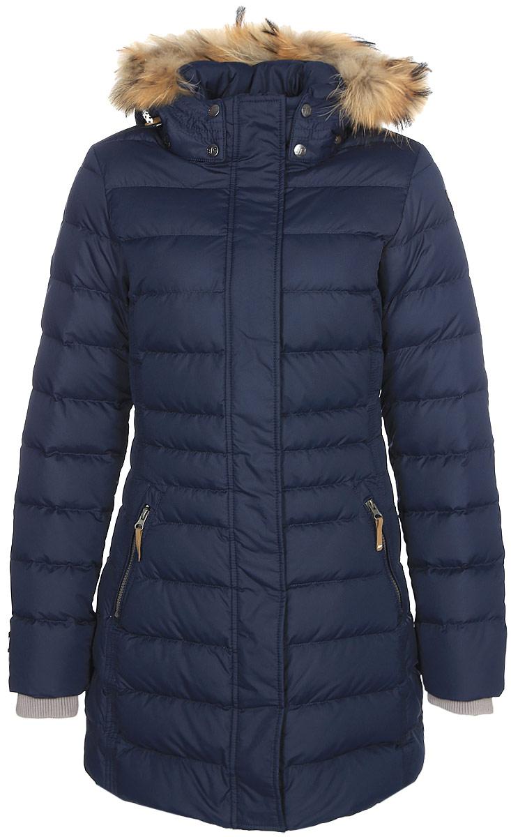 Куртка жен Icepeak, цвет: синий. 853051520IVA_390. Размер 34 (40)853051520IVA_390