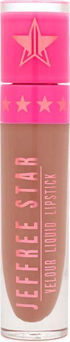 Жидкая матовая помада Jeffree Star Velour Liquid Lipstick Posh Spice, 5,6 гJFS-815446020143Жидкая матовая помада Velour Liquid Lipstick от Jeffree Star Cosmetics - это суперпигментированное, абсолютно матовое покрытие, которое продержится долгое время.