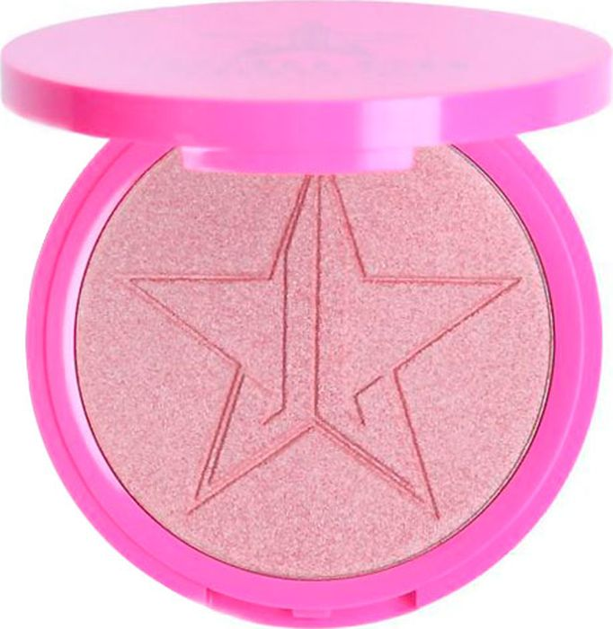 Хайлайтер Jeffree Star Skin Frost Peach Goddess, 15 г тени jeffree star палетка теней androgyny