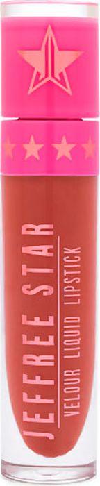 Жидкая матовая помада Jeffree Star Velour Liquid Lipstick Leo, 5,6 гJFS-815446020471Жидкая матовая помада Velour Liquid Lipstick от Jeffree Star Cosmetics - это суперпигментированное, абсолютно матовое покрытие, которое продержится долгое время.