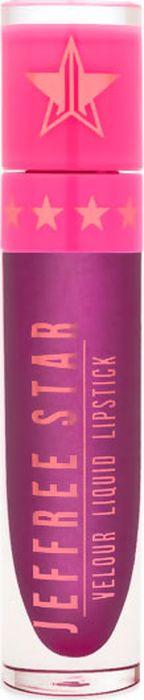 Жидкая матовая помада Jeffree Star Velour Liquid Lipstick No Tea, No Shade, 5,6 гJFS-815446020723Жидкая матовая помада Velour Liquid Lipstick от Jeffree Star Cosmetics - это суперпигментированное, абсолютно матовое покрытие, которое продержится долгое время.